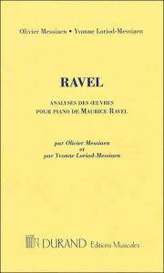Analyses des Oeuvres Pour Piano de Maurice Ravel - Maurice Ravel