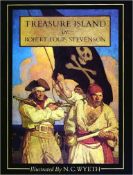Treasure Island (Scribner Illustrated Classics) - Robert Louis Stevenson
