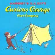 Curious George Goes Camping - Margret Rey