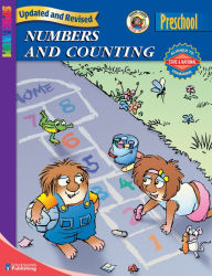 Spectrum Little Critter Numbers and Counting, Preschool - Mercer Mayer