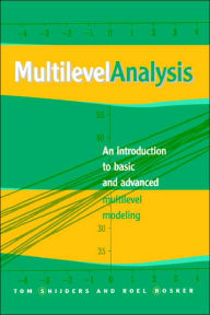Multilevel Analysis - Tom A B Snijders