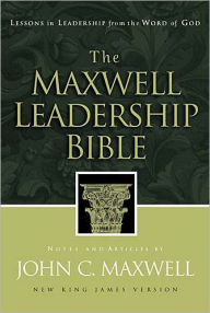 The Maxwell Leadership Bible: New King James Version (NKJV) - Thomas Nelson