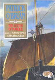 The Letter of Marque (Aubrey-Maturin Series #12) - Patrick O'Brian