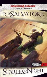 Forgotten Realms: Starless Night (Legend of Drizzt #8) - R. A. Salvatore