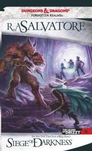 Forgotten Realms: Siege of Darkness (Legend of Drizzt #9) - R. A. Salvatore