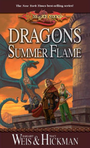 Dragonlance - Dragons of Summer Flame (Chronicles #4) - Margaret Weis