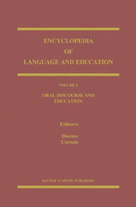 Oral Discourse and Education - Bronwyn Davies