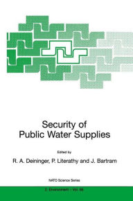 Security of Public Water Supplies - Rolf A. Deininger