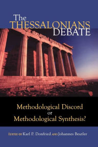 The Thessalonians Debate - Karl P. Donfried