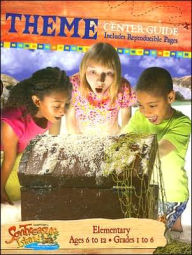 VBS-Son Treasure Island Theme Center Guide Elementary: Includes Reproducible Pages - Gospel Light Publications