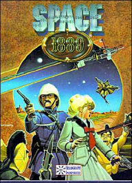 Space: 1889: Science Fiction Role Playing in a More Civilized Time - Frank Chadwick
