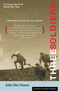 Three Soldiers - John Dos Passos