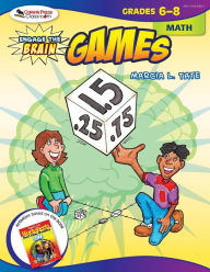 Engage the Brain: Games, Math, Grades 6-8 - Marcia L. Tate