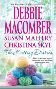 The Knitting Diaries: The Twenty-First Wish\Coming Unraveled\Return to Summer Island - Debbie Macomber