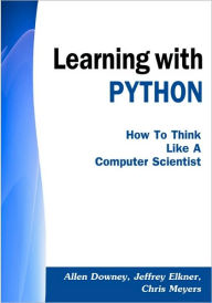 Learning With Python - Allen Downey