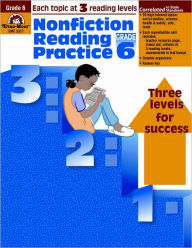 Nonfiction Reading Practice, Grade 6 - Evan-Moor Educational Publishers