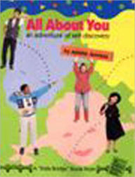All about You: An Adventure of Self-Discovery - Aylette Jenness