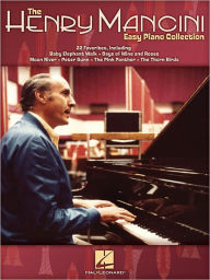 The Henry Mancini Easy Piano Collection - Henry Mancini