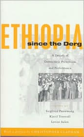 Ethiopia Since the Derg: A Decade of Democratic Pretension and Performance - Siegfried Pausewang