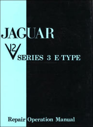 Jaguar E-Type V12 Ser 3 WSM - Brooklands Books Brooklands Books Ltd