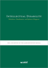 Intellectual Disability: Definition, Classification, and Systems of Supports (11th Ed.) - Robert L. Schalock