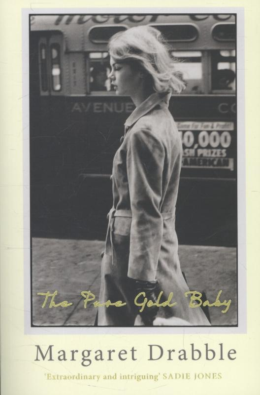 The Pure Gold Baby - Drabble, Margaret