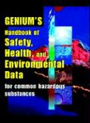 Genuim Handbook of Health, Safety, & Environmental Data