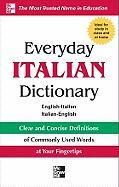 Everyday Italian Dictionary