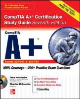 CompTIA A+ Certification Study Guide