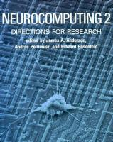 Neurocomputing 2: Directions for Research - Anderson, James A.
