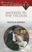 Mistress to the Tycoon - Marsh, Nicola