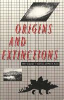Origins and Extinctions
