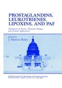 Prostaglandins, Leukotrienes, Lipoxins, and PAF: Mechanisms of Action, Molecular Biology and Clinical Applications