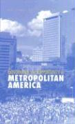 Governance and Opportunity in Metropolitan America - National Research Council; Committee on Improving the Future of U S