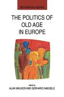 The Politics of Old Age in Europe