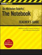 Cliffsnotes on Nicholas Sparks' the Notebook - Wasowski, Richard P.