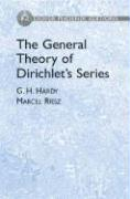 The General Theory of Dirichlet's Series
