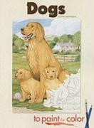 Dogs to Paint or Color