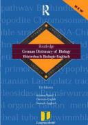 Routledge-Langenscheidt German Dictionary of Biology / Worterbuch Biologie Englisch: German-English/Deutsch-Englisch