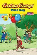 Curious George Race Day (Cgtv Reader) - Rey, H. A.; McFerrin, Samantha