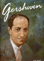 Gershwin: The Best of Gershwin for Piano