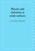 Physics and Chemistry at Oxide Surfaces - Noguera, Claudine