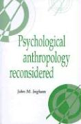 Psychological Anthropology Recon