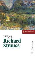 The Life of Richard Strauss
