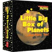 Little Big Box of Planets... and Pluto, Too!: Earth/Jupiter/Mars/Mercury/Neptune/Pluto/Saturn/Uranus/Venus