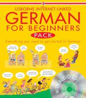 German for Beginners. With Audio-CDs