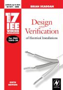Design and Verification: Of Electrical Installations - Scaddan, Brian