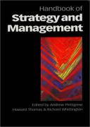 Handbook of Strategy and Management