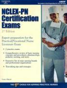 Arco NCLEX-PN Certification Exams