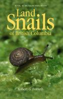 Land Snails of British Columbia